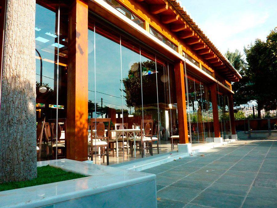 Acristalamientos para locales y restaurantes Alicante Valencia Castellon