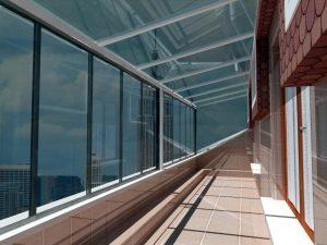 acristalamiento de terraza