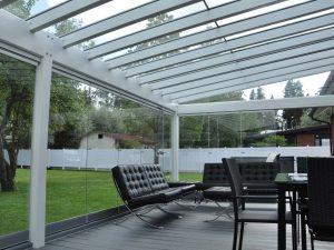 techo de cristal