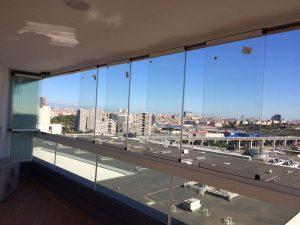 Acristalamiento de balcón en Torrevieja