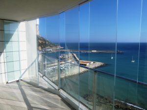 acristalamiento de balcón en Calpe