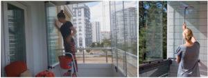 Acristalamiento de terrazas